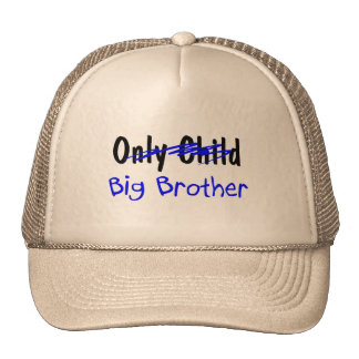 Big Brother (No More Only Child) Cap