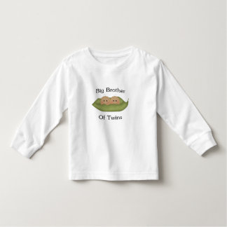 Big Brother Of Twins Toddler T-Shirt