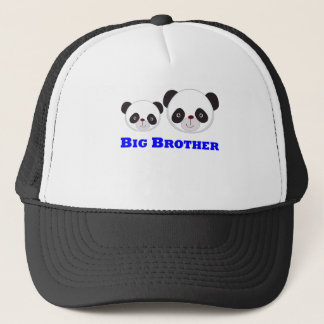 Big Brother Panda Trucker Hat