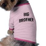 Big Brother Pet Tee Shirt
