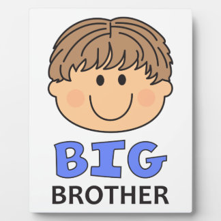 BIG BROTHER PLAQUES