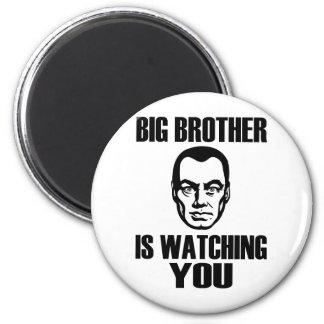 Big Brother Portrait Magnet