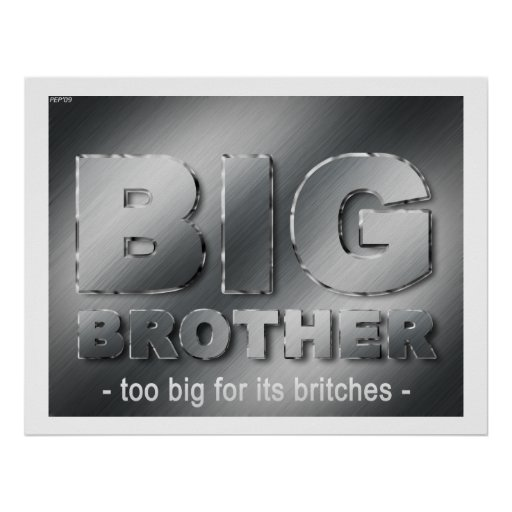 Big Brother Posters