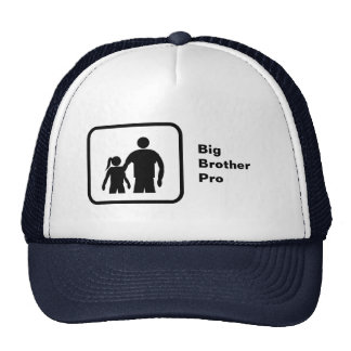 Big Brother Pro (with younger sister) Cap