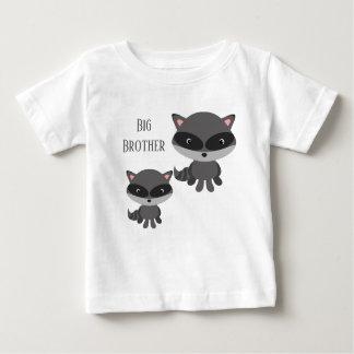 Big Brother Raccoon Baby T-Shirt