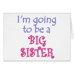 Big Brother/Sister Cards