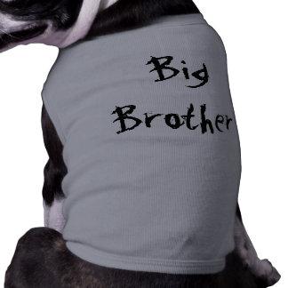 Big Brother Sleeveless Dog Shirt
