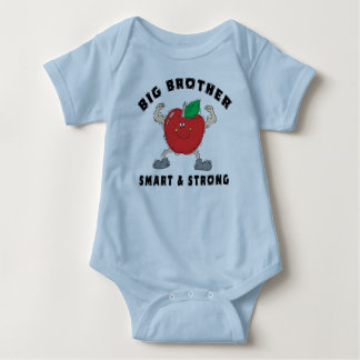 Big Brother Smart & Strong T-Shirt