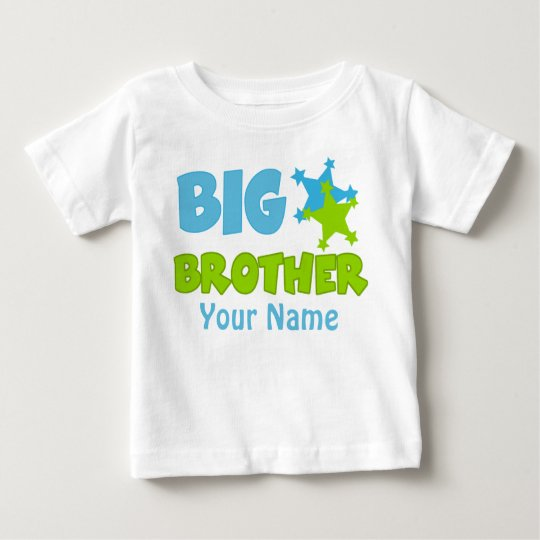 Big Brother Star Personalised T Shirt