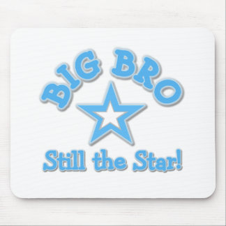 Big Brother Still the Star Mouse Pad