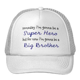 Big Brother Superhero Hat