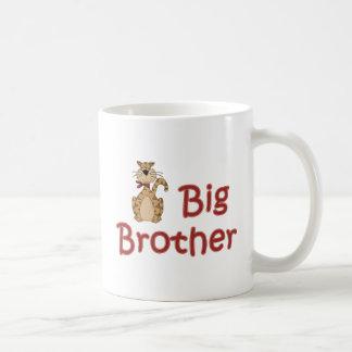 Big Brother Tabby Cat Mugs