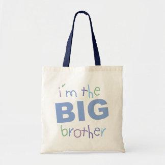 Big Brother Budget Tote Bag