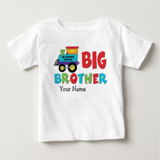 Big Brother Train Baby T-Shirt