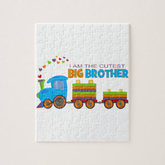 Big Brother -Train Jigsaw Puzzle