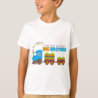 Big Brother -Train Kids' T-Shirt