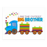 Big Brother -Train Post Cards