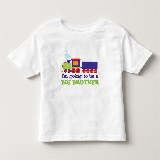 big brother train toddler T-Shirt