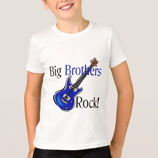 Big Brothers ROCK! T-Shirt