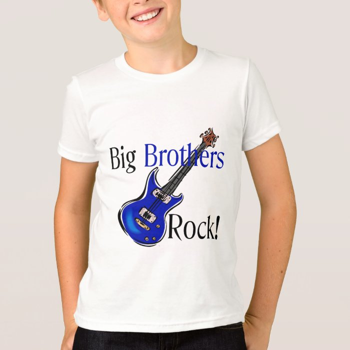 Big Brothers ROCK! T-Shirt