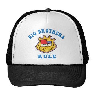 Big Brothers Rule T-Shirt Cap