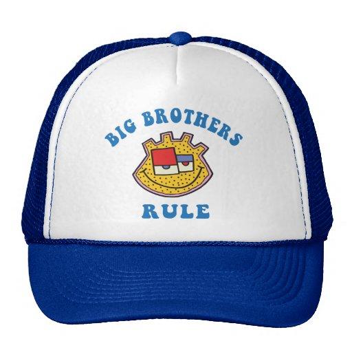 Big Brothers Rule T-Shirt Hat