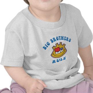 Big Brothers Rule T-Shirt Tees