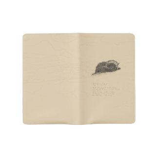 Big Brown Bat Notebook