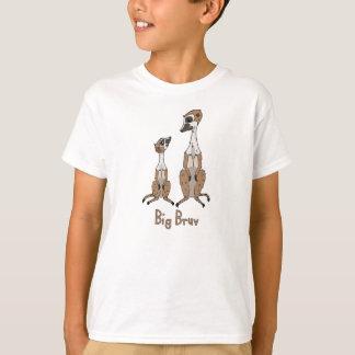Big Bruv Meerkats T-Shirt