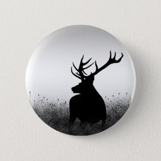 Big Buck 6 Cm Round Badge