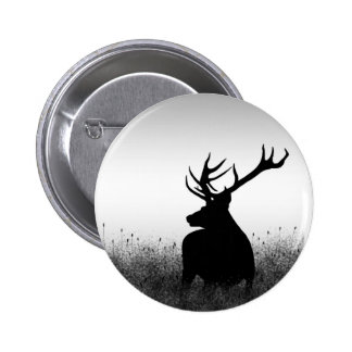 Big Buck 6 Cm Round Badge