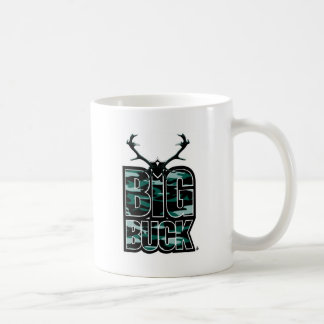 Big Buck Camo Coffee Mug