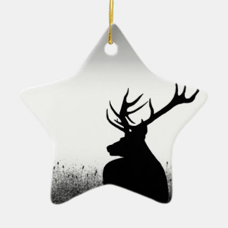 Big Buck Christmas Ornament