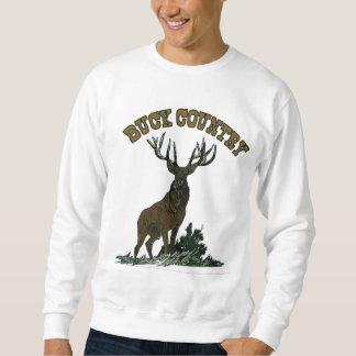 Big Buck Country Sweatshirt