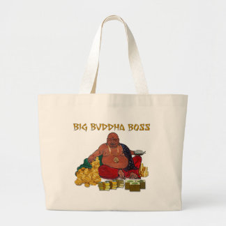 Big Buddha Boss Jumbo Tote Bag