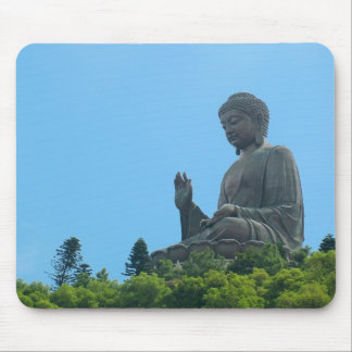 Big Buddha Mouse Pad