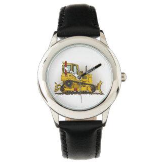 Big Bulldozer Dozer Watches