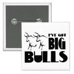 Big Bulls - Funny Farmer Pin