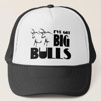 Big Bulls - Funny Farmer Trucker Hat