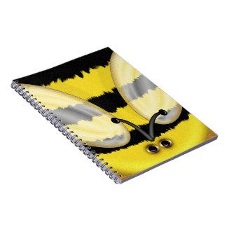 Big Bumble Bee Notebook