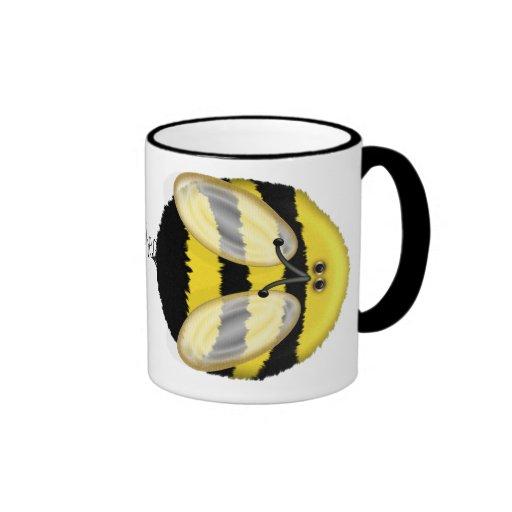 Big Bumble Bee Personalized Mug