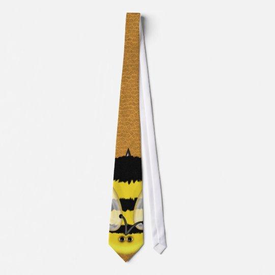 Big Bumble Bee Tie