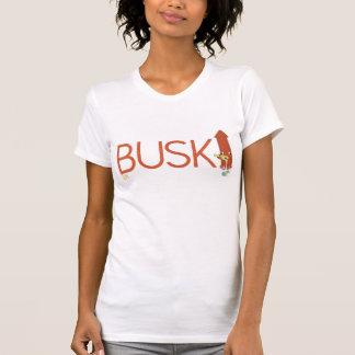Big Busk Singing Squid T-Shirt