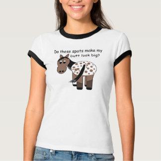 Big Butt - Blanket Appaloosa T-Shirt