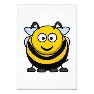 Big Cartoon Bumble Bee Card