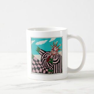 Big Cash Money Man Coffee Mug