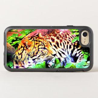 Big Cat Leopard Design Protective Case
