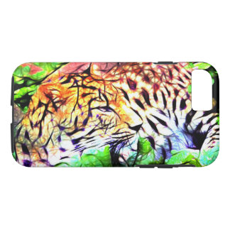 Big Cat Leopard Phone Case
