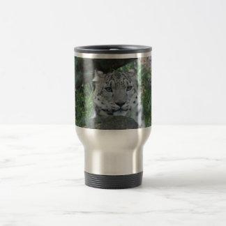 Big Cat Stainless Steel Travel Mug