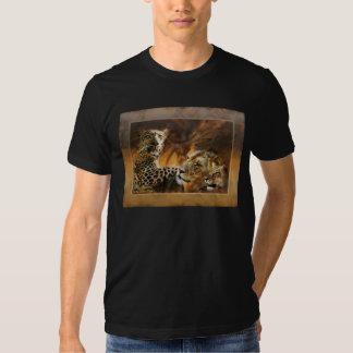 Big cat predator shirts